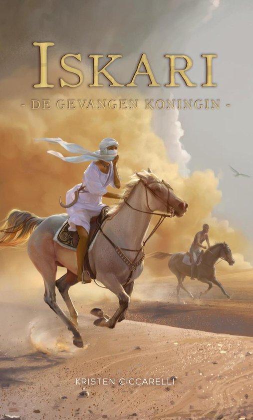 Iskari 2 - De gevangen koningin - Kristen Ciccarelli |