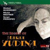 The Legacy of Maria Yudina, Vol. 13