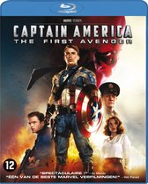 Captain America: The First Avenger (Blu-ray+Dvd Combopack)