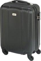 Princess Traveller Santiago - ABS - Handbagage koffer - 55 cm - Zwart