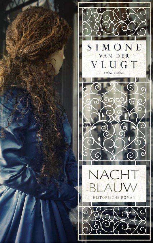 Nachtblauw - Simone van der Vlugt | Readingchampions.org.uk