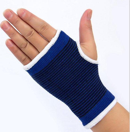 DVSE - Comfortabele Polsbrace 2 stuks voor rechts en links, Pols brace steun handschoen.