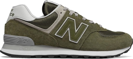 bol.com | New Balance ML574 D Heren Sneakers - green