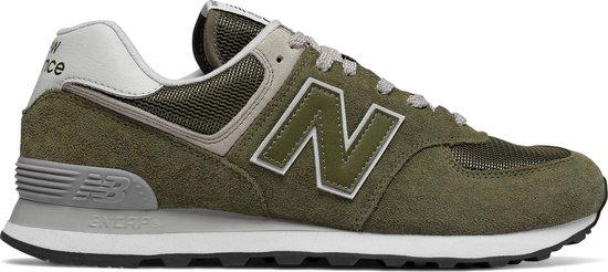bol.com   New Balance ML574 D Heren Sneakers - green