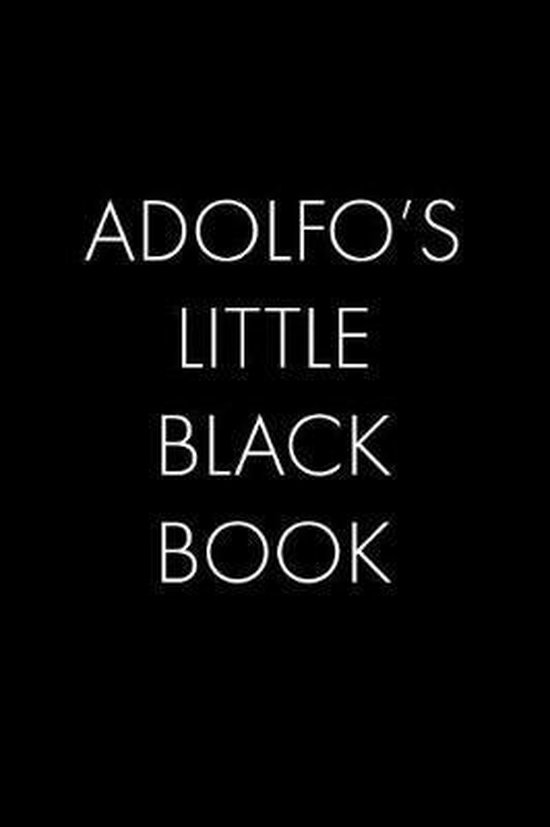 Adolfo's Little Black Book