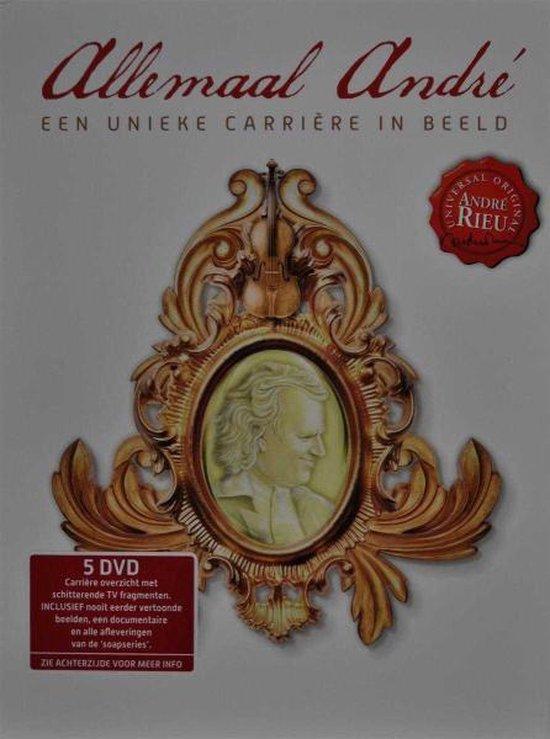 Cover van de film 'Andre Rieu - Allemaal Andre'