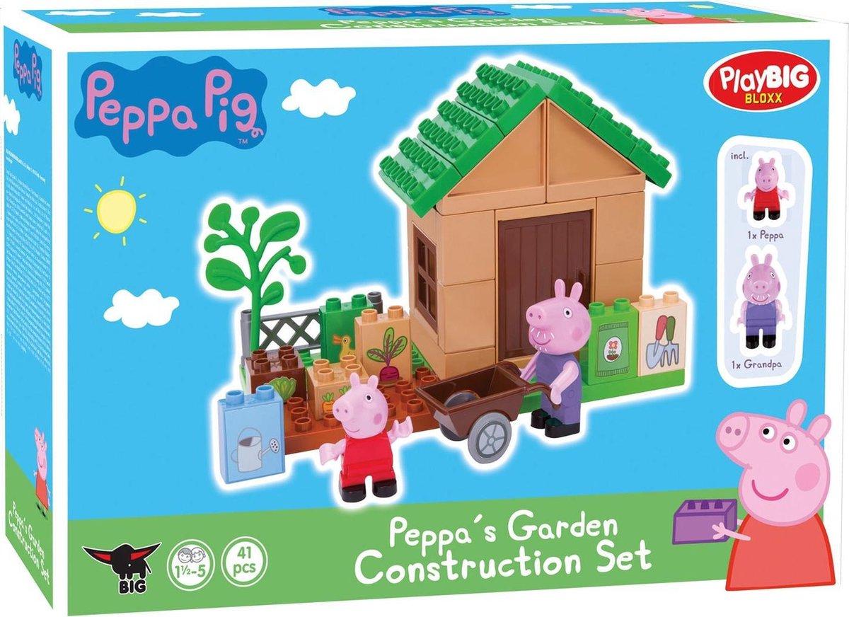 PlayBIG Bloxx Peppa Pig - Peppa's Tuin - BIG