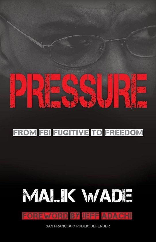 Boek cover Pressure van Malik Wade (Onbekend)