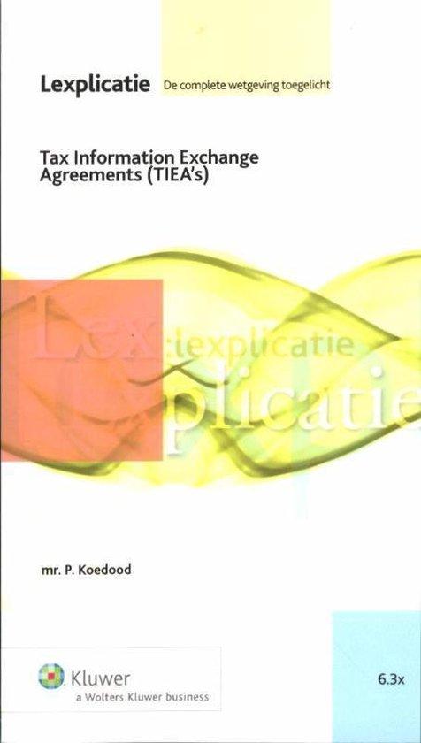 Lexplicatie 6.3x - Tax information exchange agreement - Koninkrijk der Nederlanden |