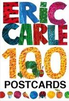 Eric Carle 100 wenskaarten