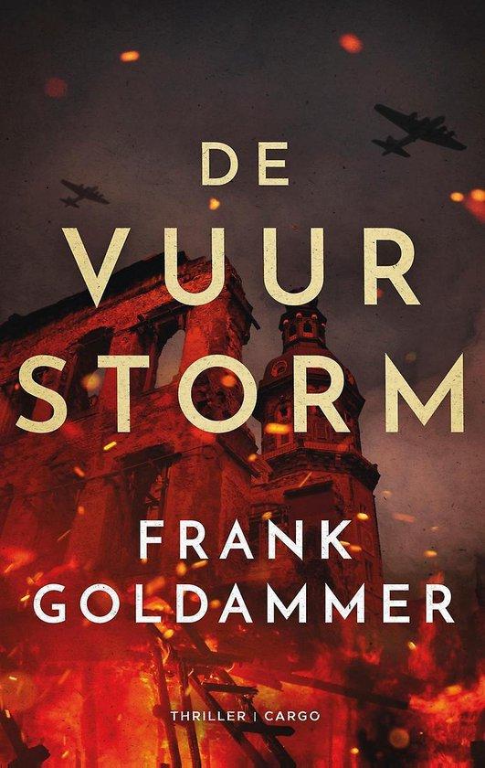De vuurstorm - Frank Goldammer |