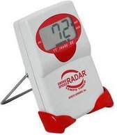 Swing Speed Radar met Tempo Timer