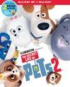 Huisdiergeheimen 2 (2D+3D Blu-ray)
