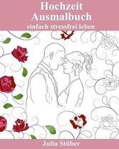 Hochzeit Ausmalbuch