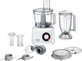 Bosch MultiTalent 8 - MC812W501 - Foodprocessor - Wit