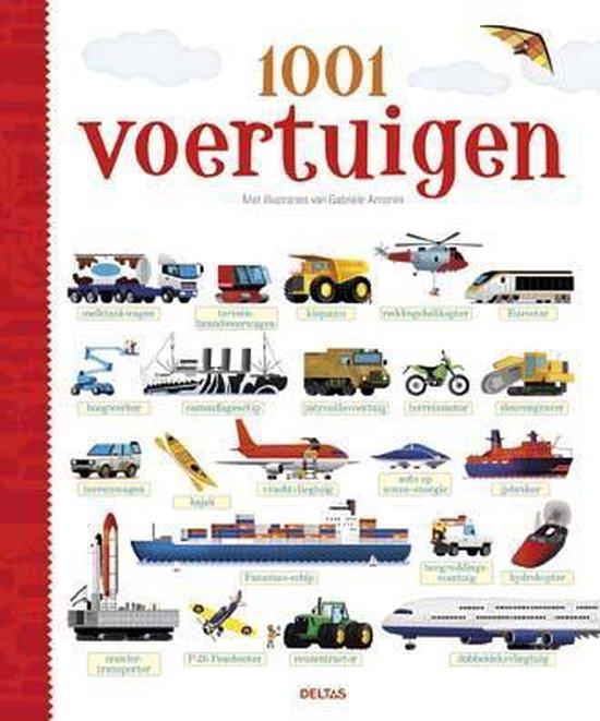 1001 voertuigen - Rachel Wilkie |