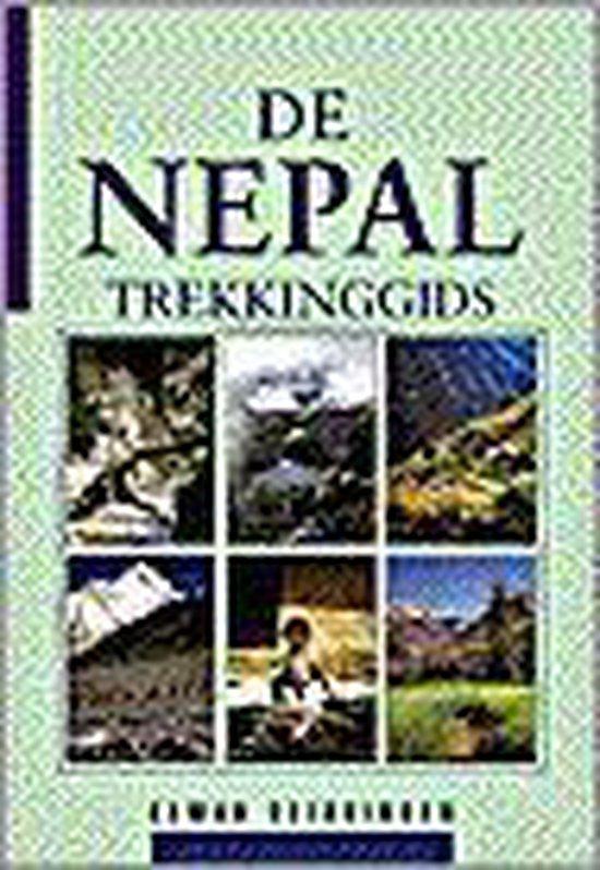 De Nepal Trekkinggids - Antoine D'Abbundo  