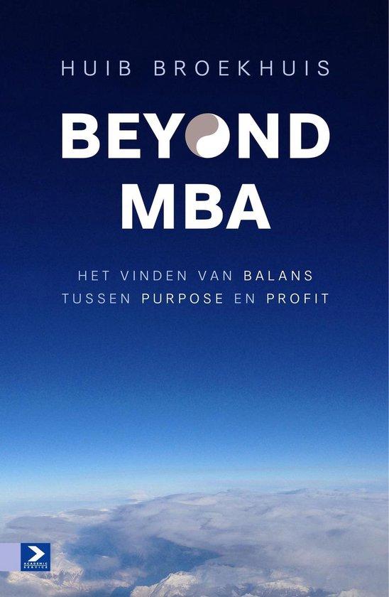 Beyond MBA - Huib Broekhuis |