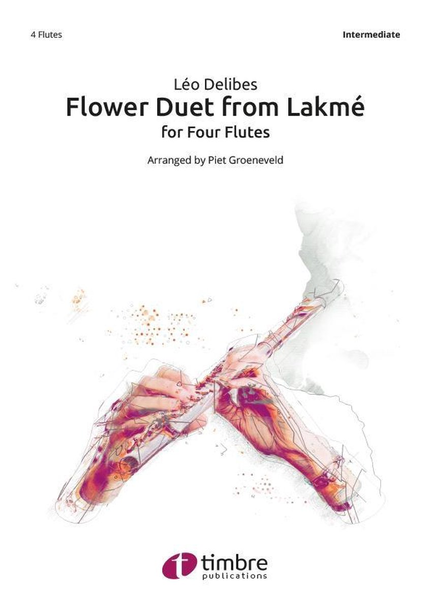 Leo delibes the flower duet from lakme