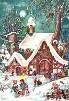 Adventskalender 48 (geen chocolade)