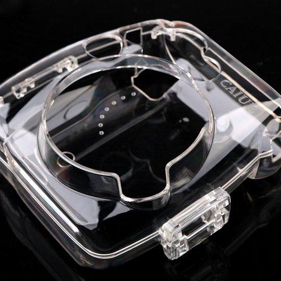 Fujifilm Instax Mini Hardcase Protector Hoesje met Halsband/Camerariem | Voor de Instax 7, 8 en 9