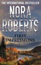 Boek cover First Impressions van Nora Roberts