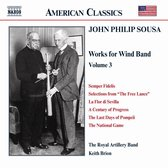 Sousa:Music For Wind Band Vo.3