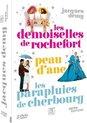 Jacques Demy - Les demoiselles de Rochefort + Peau d'Ã?ne + Les parapluies de Cherbourg (Import)