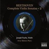 Beethoven: Violin Sonatas 2