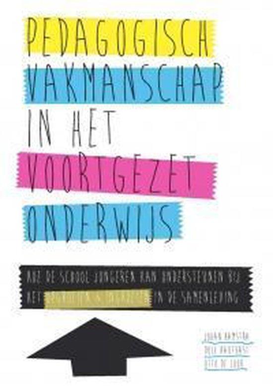 Pedagogisch vakmanschap in het voortgezet onderwijs - Johan Hamstra |