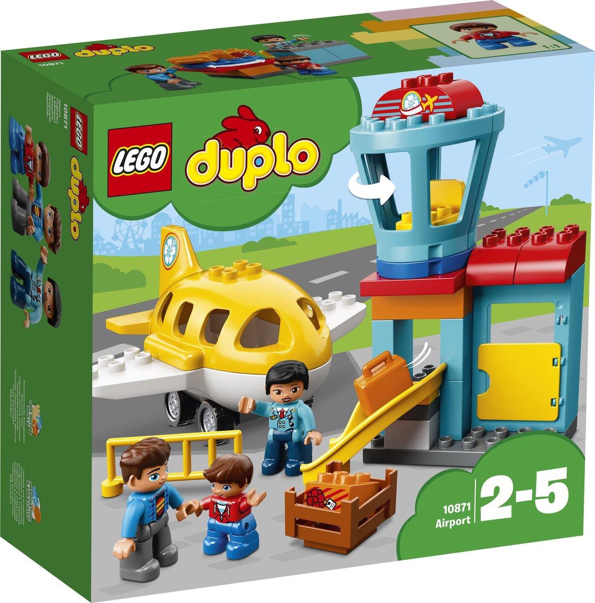 10871 Lego Duplo Vliegveld