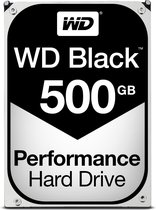 WD Black - Interne harde schijf - 500GB