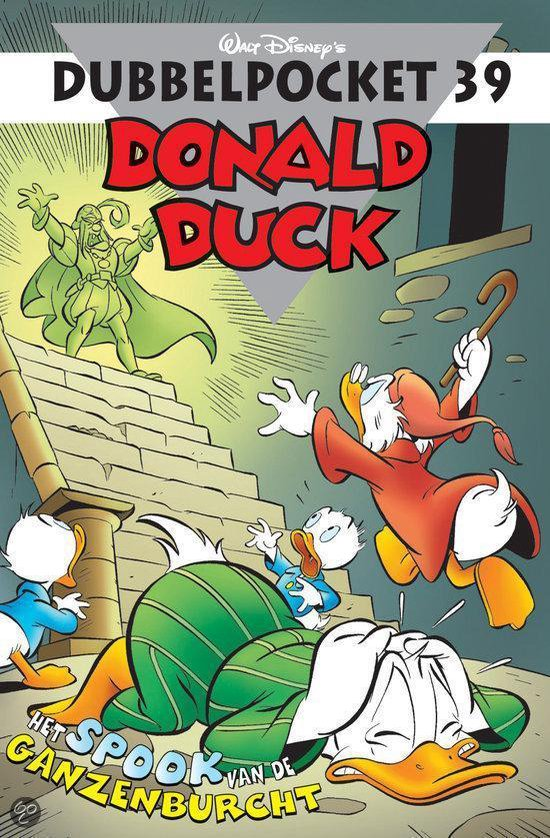 Donald Duck Dubbelpocket / 39 Het spook van de ganzenburcht - Disney |