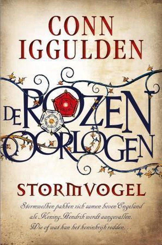 De Rozenoorlogen 1 - Stormvogel - Conn Iggulden | Fthsonline.com