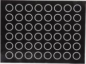 Macaron bakmat - 40 x 30 cm