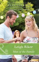 Man Of The Family (Mills & Boon Heartwarming)