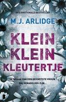 Boek cover Klein klein kleutertje van M.J. Arlidge (Onbekend)