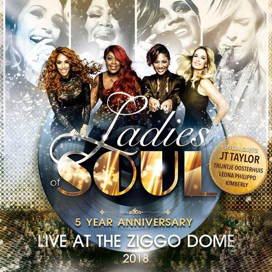 Ladies Of Soul 2018 (2CD+DVD)