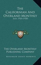 The Californian and Overland Monthly