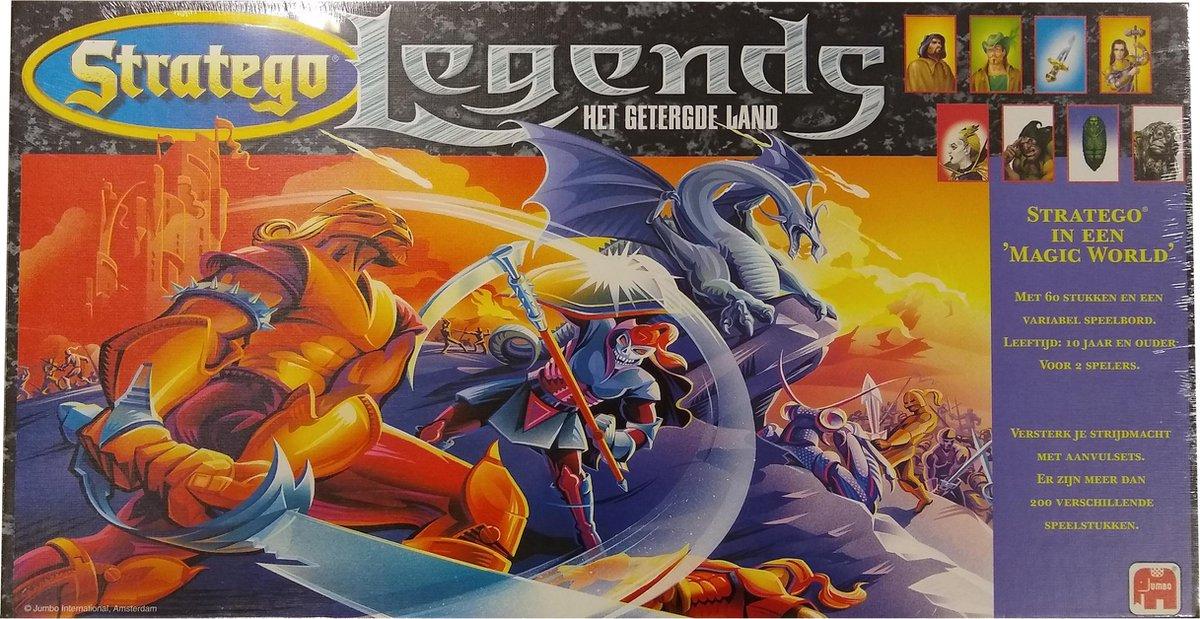 bordspel Stratego Legends