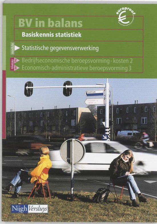 BV in balans Basiskennis statistiek - G.W.M. van Heeswijk |