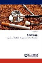 Boek cover Smoking van Pavel Hait