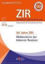 50 Jahre ZIR: Meilensteine der Internen Revision