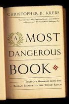Boek cover A Most Dangerous Book van Christopher B. Krebs
