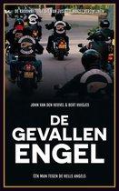 Boek cover De gevallen engel van John van den Heuvel