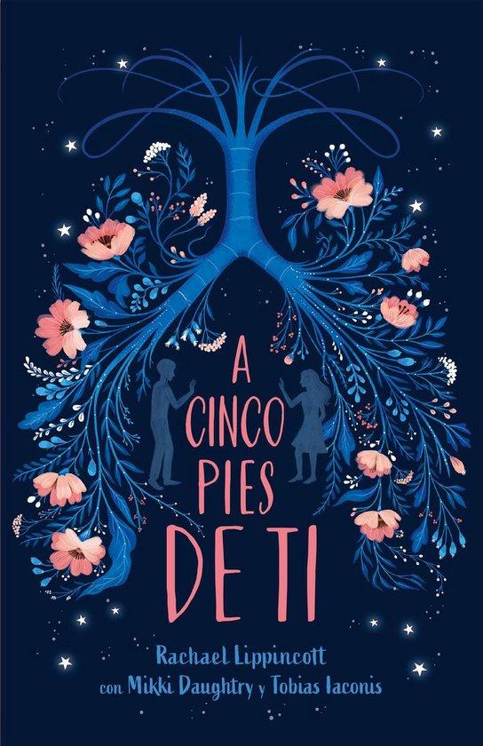 Boek cover A Cinco Pies de Ti / Five Feet Apart van Rachael Lippincott (Paperback)
