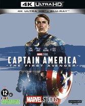 Captain America: The First Avenger (4K Ultra HD Blu-ray) (Import zonder NL)