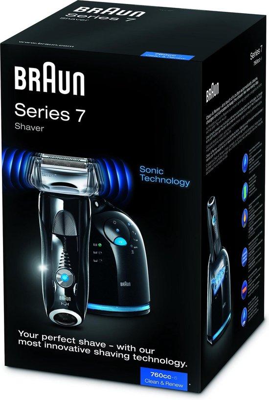 Braun Series 7 760cc-6 Scheerapparaat