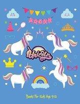 Books For Kids Age 9-12 Unicorn
