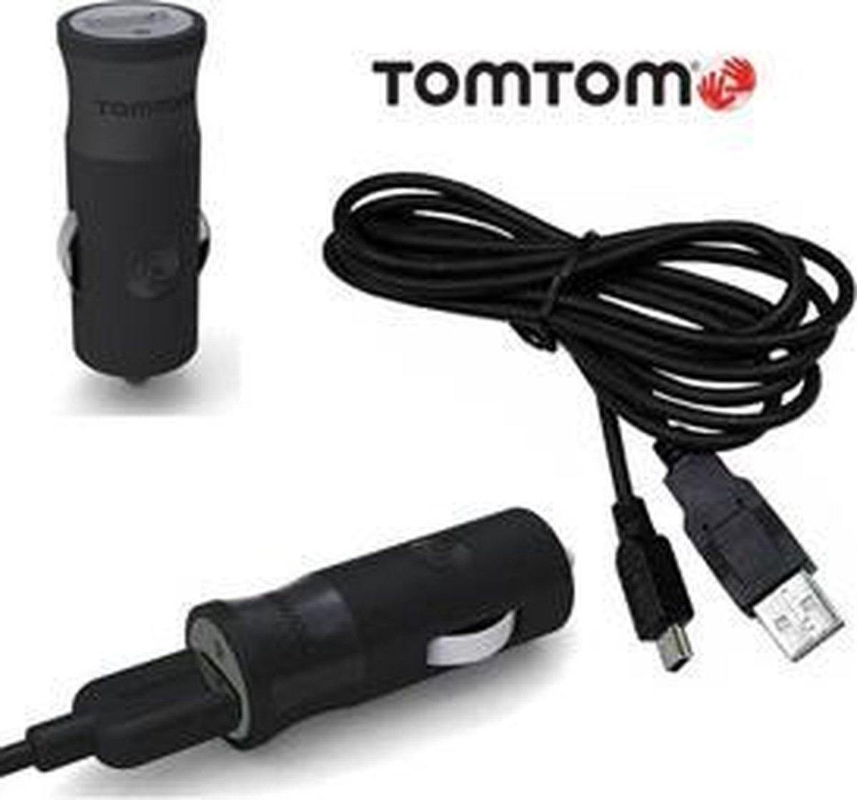 TomTom GO 1.2A Autolader Origineel - TomTom